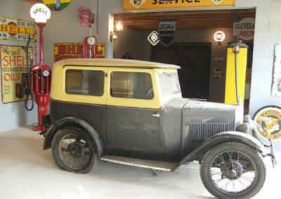 1930 Morris Minor Fabric Saloon