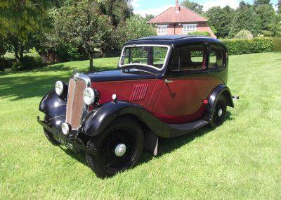 1935 Morris 8 Series I