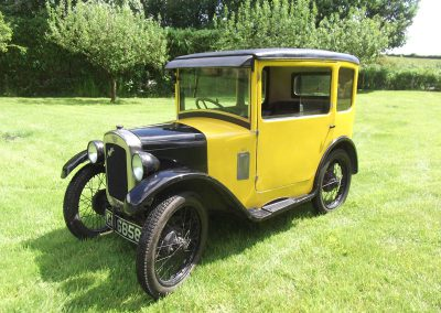 1929 Austin Seven RK Saloon