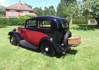 1935 Morris 8 Series 1