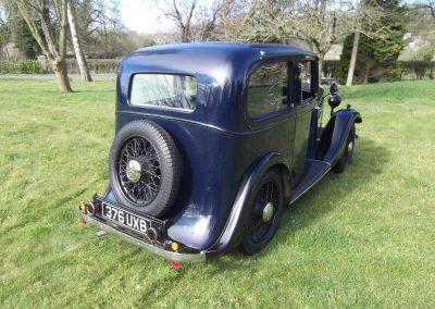 1934 Standard Nine