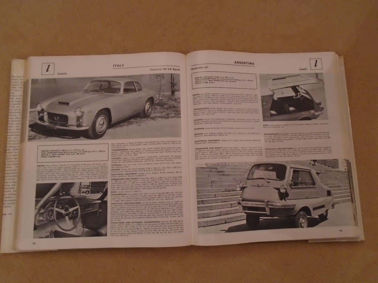 1964 World Car Catalogue