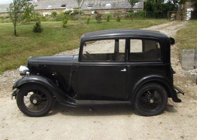 1934 Austin 7 Ruby Mk I