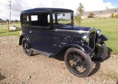 1934 Austin 7 RP Box Saloon (LWB)