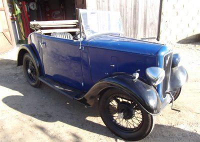 1937 Austin 7 Opal