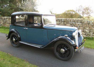 1935 Austin 10 Lichfield