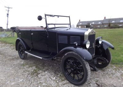1929 Standard Selby Tourer