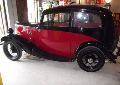 1934 Morris 8 Series I ( 2 door )