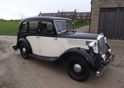 1946 Wolseley 12