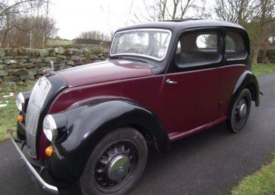 1948 Morris 8 E Series (2 door)