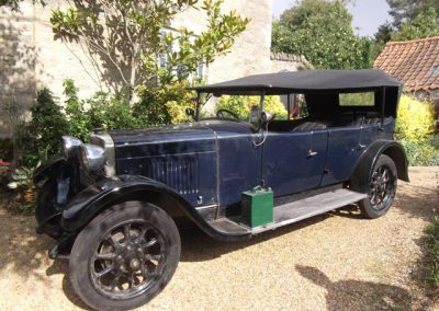 1928 Sunbeam 16.9 Tourer