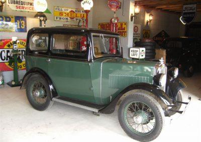 1934 Morris Minor