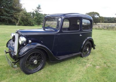 1938 Austin 7 Ruby Mark II