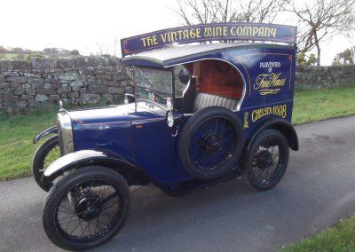 1929 Austin 7 AD Van