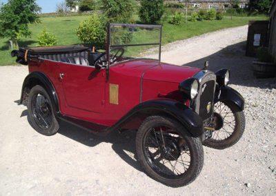 1930 Austin 7 Chummy