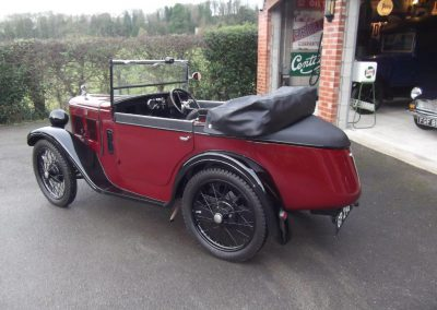 1931 Austin 7 Boat-Tail Two-Seater