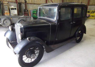 1932 Morris Minor Family Eight Saloon