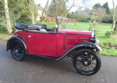 1934 Austin 7 PD Two Seater Tourer