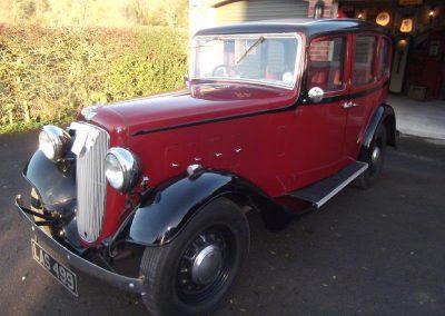 1935 Austin 12/4 Ascot