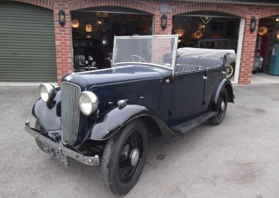 1936 Austin 10/4 Open Road Tourer