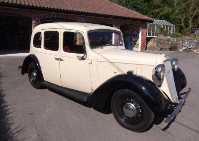 1937 Austin 12/4 New Ascot