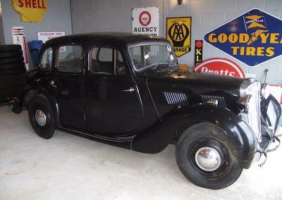 1950 MG YA