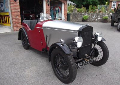 1933 Austin 7 Arrow Replica