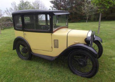 1930 Austin 7 RK Saloon
