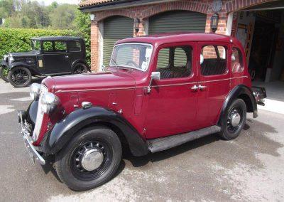 1938 Austin 10/4 Cambridge