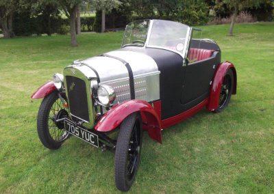 1930 Austin 7 Mulliner Replica