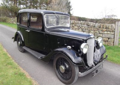 1936 Austin 10 Sherborne