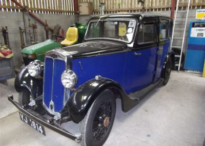 1934 Lanchester 10