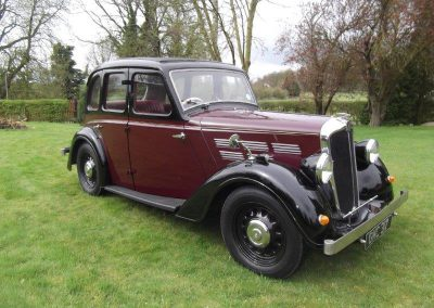1937 Morris 10 Series II