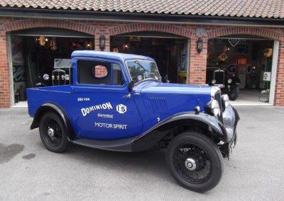 1935 Morris 8 Pickup