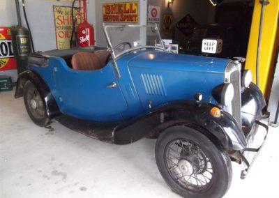 1935 Morris 8 Two Seater Tourer