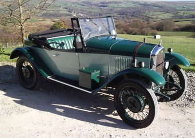1929 Singer Porlock Sports