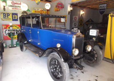 1926 Standard 14/28 Tourer