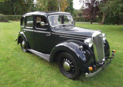 1947 Wolseley 8