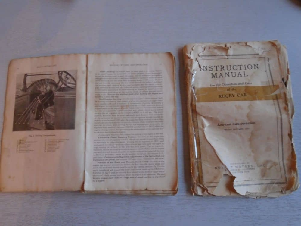 Two American Handbooks