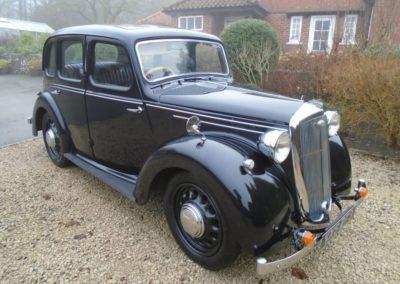 1948 Wolseley 8