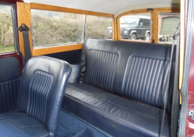 1971 Morris Minor 1000 Traveller
