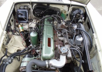 1969 MGC GT with Overdrive
