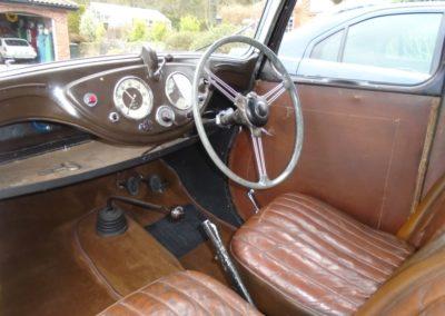 1947 Morris 8 Series E
