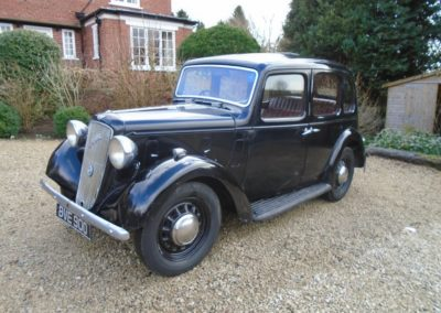 1936 Austin 10 Cambridge
