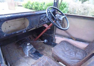 1934 Austin Seven RP Box Saloon