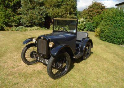 1928 Austin Seven Tractor