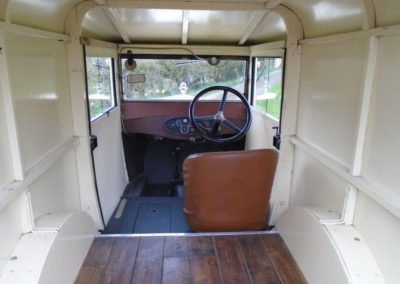 1931 Morris Minor Light Van