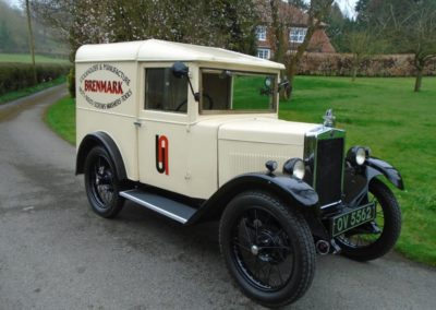 1931 Morris Minor Light Van