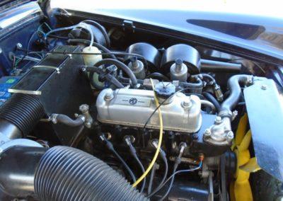 1970 MG Midget Mk III