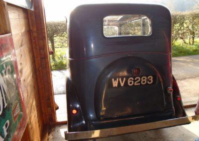 1934 Austin Seven Ruby Mark I